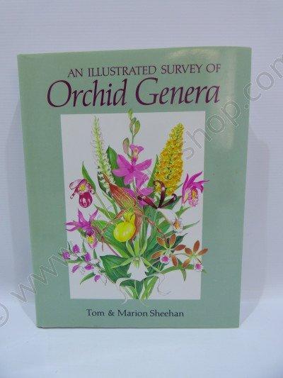 Orchid genera