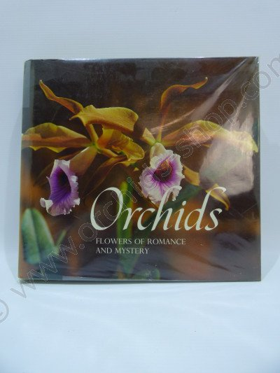 Orchids flowers of romance and mystery