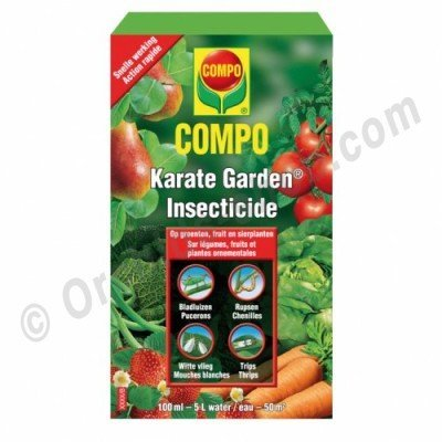 Compo Karate Garden Insecticide 100mL