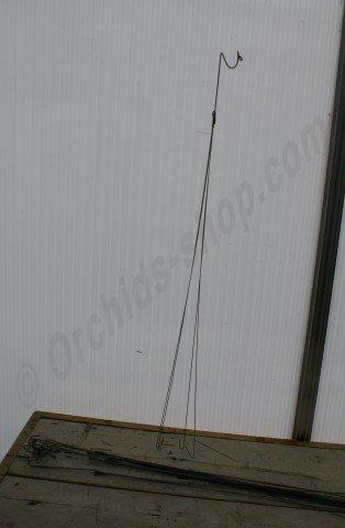 Stalen Hang draadje (4 st.)