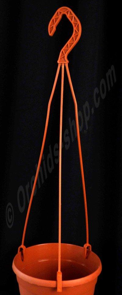 Plastic hanger terracota kleur 50 cm