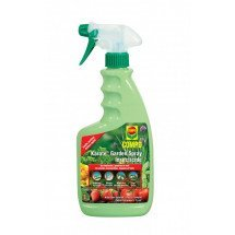 Compo insectenbestrijder spray Karate Garden 750ml