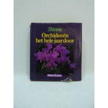 Orchideeën het hele jaar door