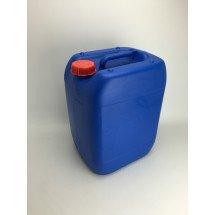 Tweedehands polyethyleen vat met over druk ventiel