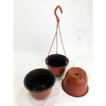 Terracotta Hangpot Met Hanger (15 cm)